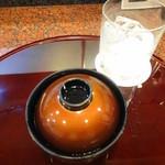 和菜 蔵 - お椀は