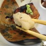 和菜 蔵 - 中もっち餅!