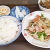 金華 - 料理写真:肉野菜定食700円