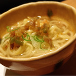 木曽路 - 〆の中華麺