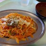 小平市役所 食堂 - 料理写真:ナポリタン(400円!)