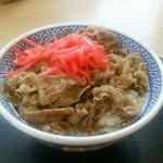 吉野家 - 料理写真:牛丼(大盛)