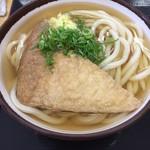 さか枝製麺所 - 料理写真:かけ大+オアゲ