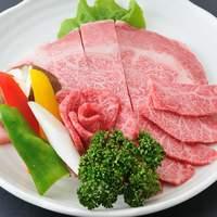 焼肉ぎゅうぎゅう - 最高級国産黒毛和牛A5番使用!