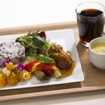 京野菜レストラン梅小路公園 -