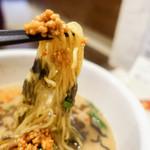 中国食酒坊 まつもと - 細麺!