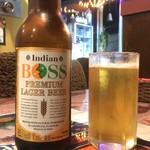 ナマスカール - インドビールボス