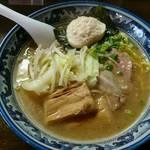 麺屋 創介 - 「海老soba醤油」850円