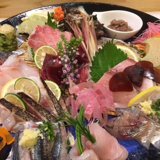 九州で珍しい!熟成魚をご提供!最高の旨みに舌鼓。