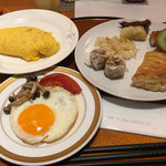 ヒルトン名古屋 - 朝食