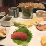 58194300 - 限定20食「花梨」お蕎麦付き1340円