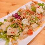 グルマン - 魚介のカルパッチョ