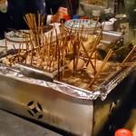 かすり - おでん鍋