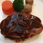 洋食 スコット - ポークソテーデミグラスソース