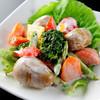 【4】温野菜サラダ