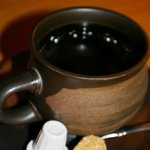 かみくら - 渋いうつわのコーヒー
