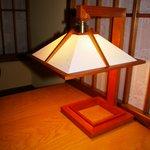 かみくら - 和風のライト