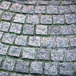 かみくら - かくれんぼ横丁の石畳