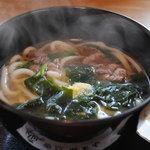 拓どん - 料理写真:肉うどん