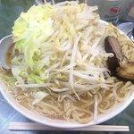 ぎょうてん屋 - 「ぎ朗」750円+「大盛り」100円+「野菜増し」30円