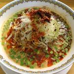 雲林坊 - 神田雲林の「汁あり担担麺」です