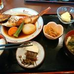 58201072 - 煮魚定食 メバル