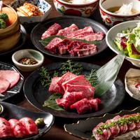 焼肉居酒家 韓の台所 - 山形牛「祭」コース 5,000円+税