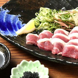 鴨肉専門店ツムラ本店から厳選仕入れした河内鴨