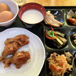 農家食堂 菜々惣 - 料理写真:ランチバイキング(850円)(2016.11.現在)