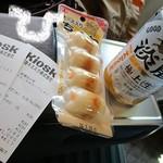 東海キヨスク - 料理写真:2016.04