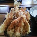 58205730 - 海鮮天丼(大)  \1,000