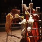 花筐 - 炭火焼2