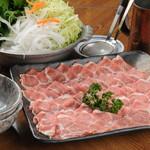 蔵 - 豚しゃぶ鍋