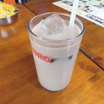 エベレストキッチン - Cセットのドリンク アイスチャイ