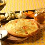 ★とろーり4種チーズのクワトロpizza