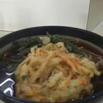58219543 - 山菜天ぷら蕎麦