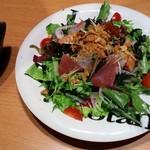 魚民 - 魚民海鮮サラダ 和風ゴマドレ 598円