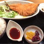 58220514 - 豚ロースカツ定食  900円