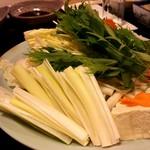 立川 すえひろ - 野菜盛り