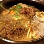 立川 すえひろ - すき焼き