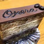 バースデーイヴ - 料理写真:オペラ(400円)