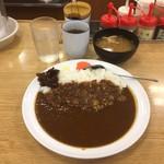 松屋 - カレーライス¥330( '16.10)
