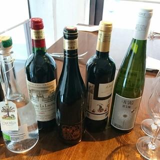日本ではあまり知られていない上質ワインに出会える♪