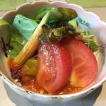 gd - アジアンセットのサラダ