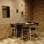 馬鹿坊 - ☆2階のテーブル席の雰囲気はこちらです(*^。^*)☆