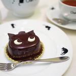 シャノワール - ケーキセット