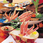 札幌かに家 - 11月季節のこしらえ「柊」