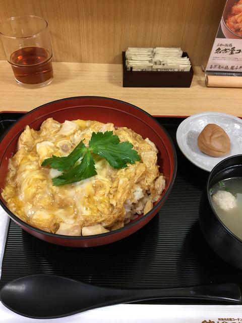 鶏三和 JR京都伊勢丹店 - ( ̄Д ̄)ノ安いほうのん