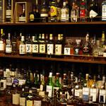 ブルールーム ウエノ - 100種類以上のウイスキー