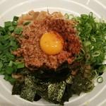 ダイキ麺 - 台湾まぜ麺